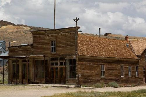 ghost town nv